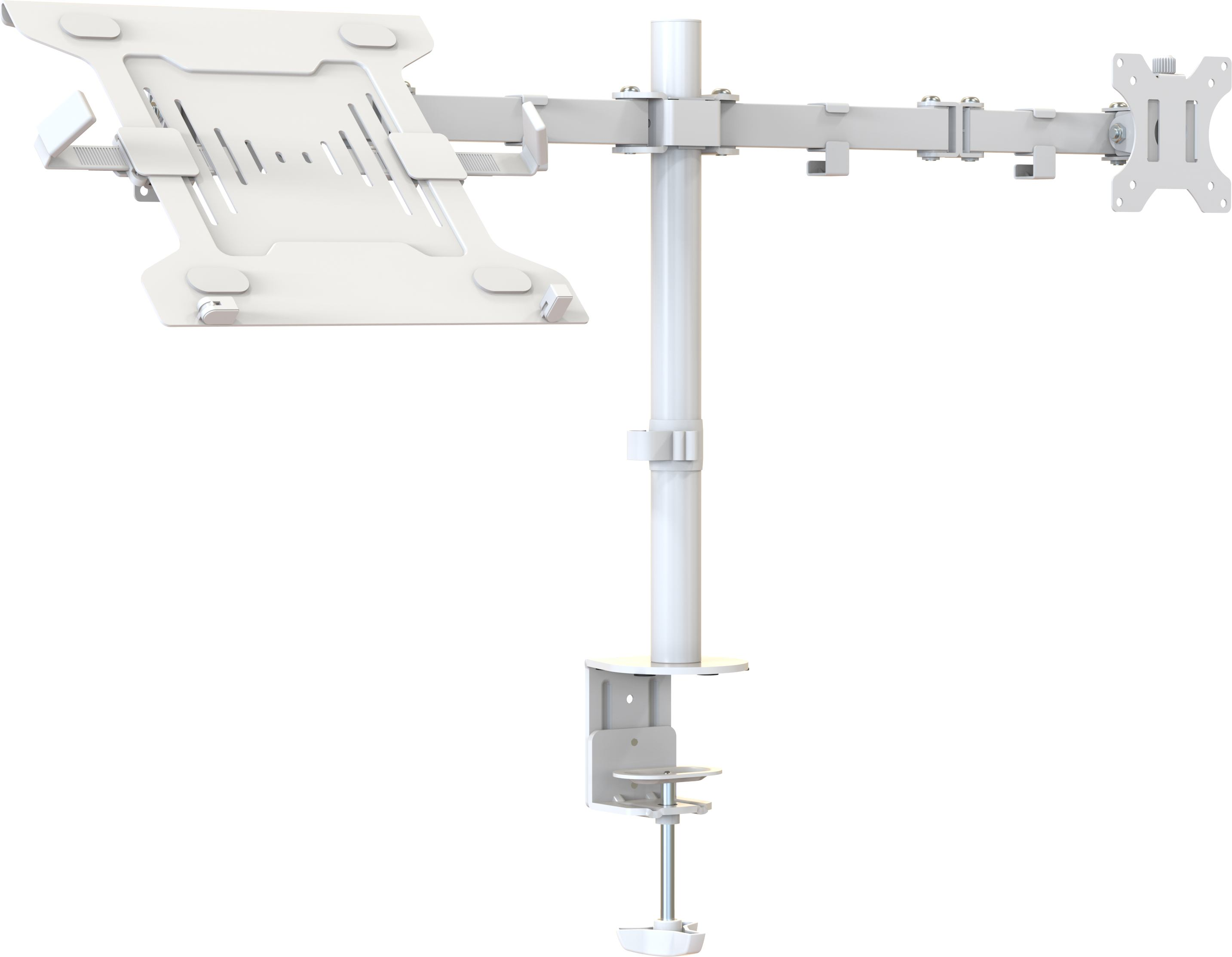 2022026-Vision-VFM-DPD2W-S-supporto-per-notebook-Notebook-amp-monitor-arm-Bianco-6
