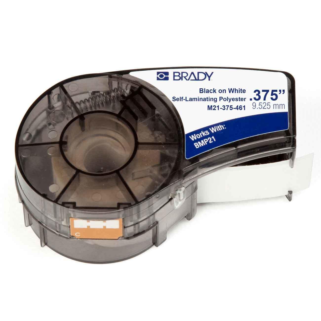 2053990-Brady-M21-375-461-etichetta-per-stampante-Bianco-Etichetta-per-stampante