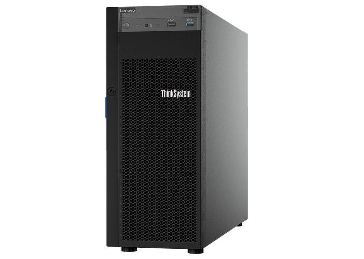 2061337-Lenovo-ThinkSystem-ST250-server-3-3-GHz-Intel-Xeon-E-2124-Tower-4U-5
