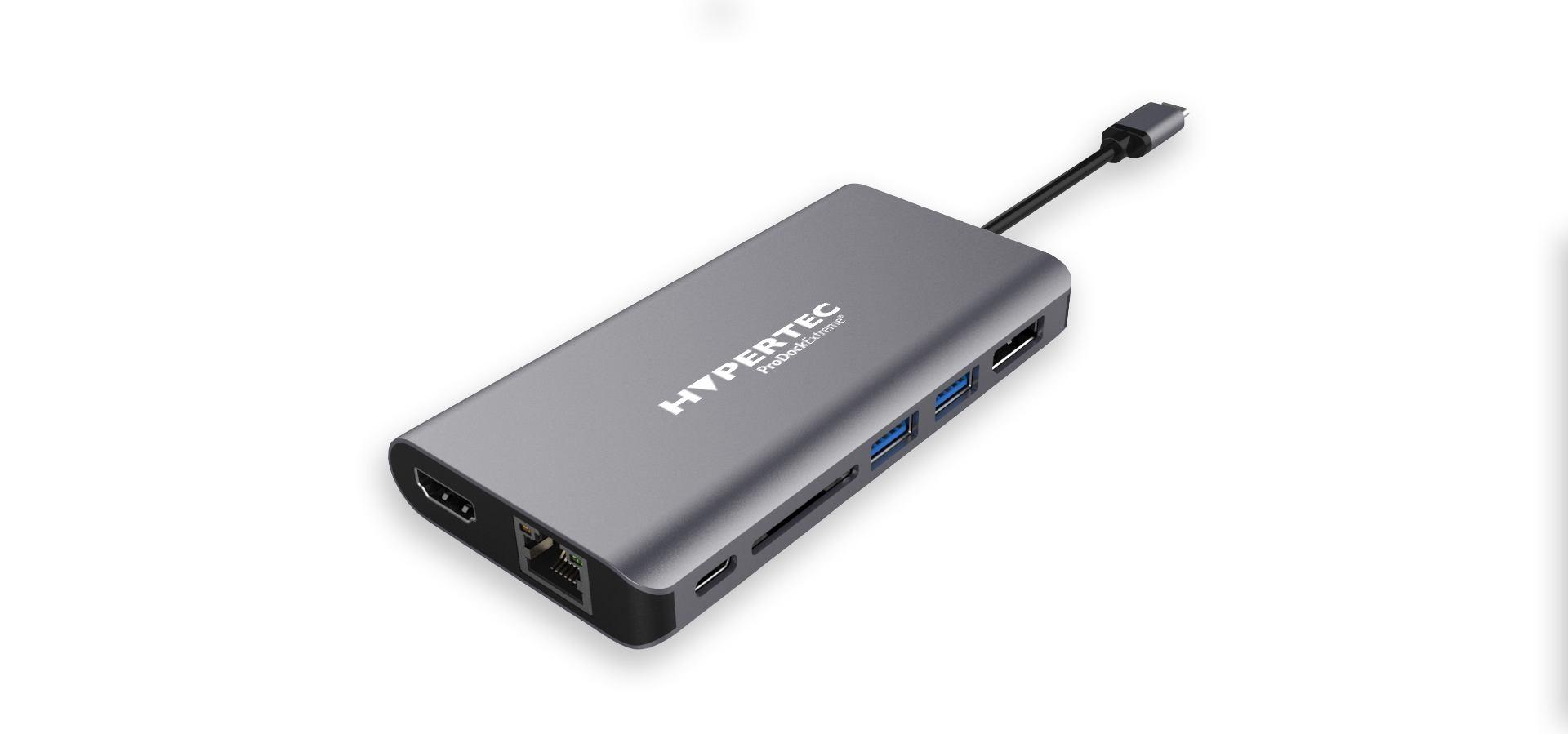 2531225-Hypertec-ProDockExtreme-Universal-USB-C-Dock-with-HDMI-DisplayPort-Du