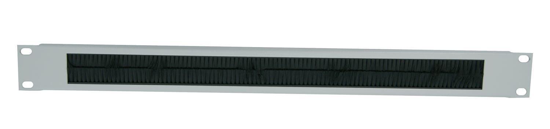 2061337-Intellinet-712477-porta-accessori-19IN-CABLE-ENTRY-PANEL-1U-WITH-BRU