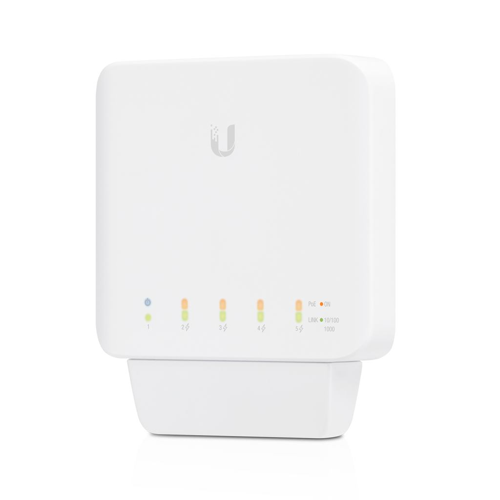 2044314-Ubiquiti-Networks-UniFi-USW-FLEX-switch-di-rete-Gestito-L2-Gigabit-Ether miniatura 1
