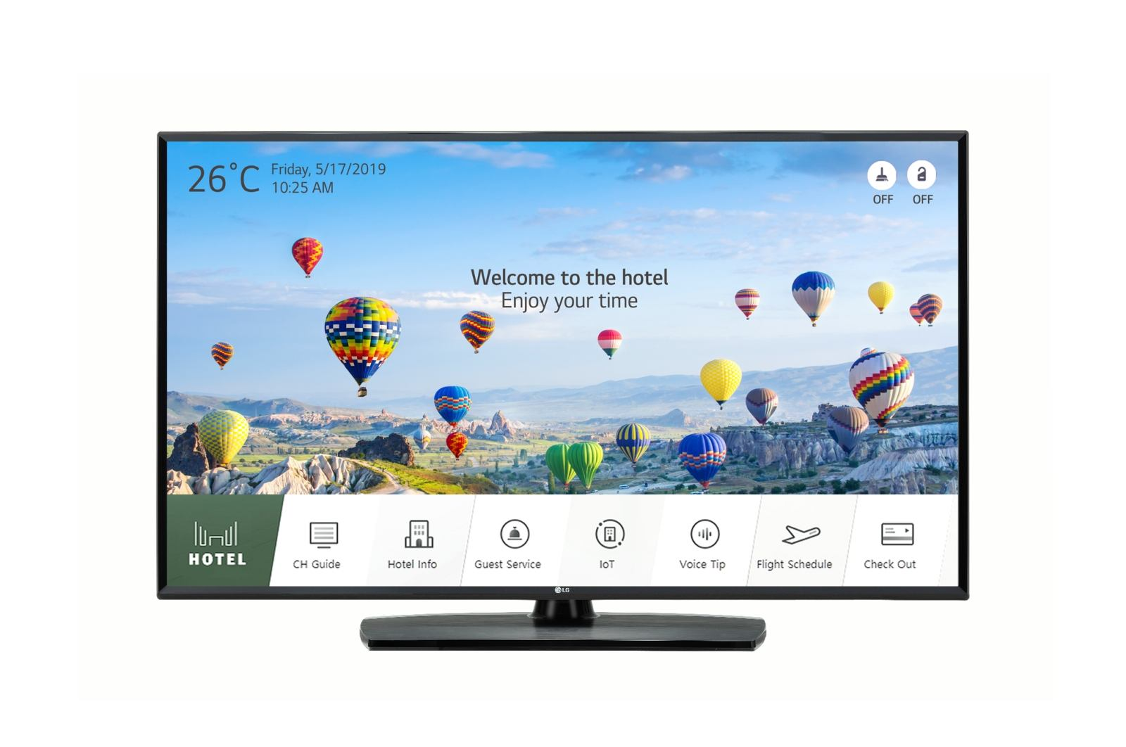 5129021-LG 55UT661H visualizzatore di messaggi Pannello piatto per segnaletica d