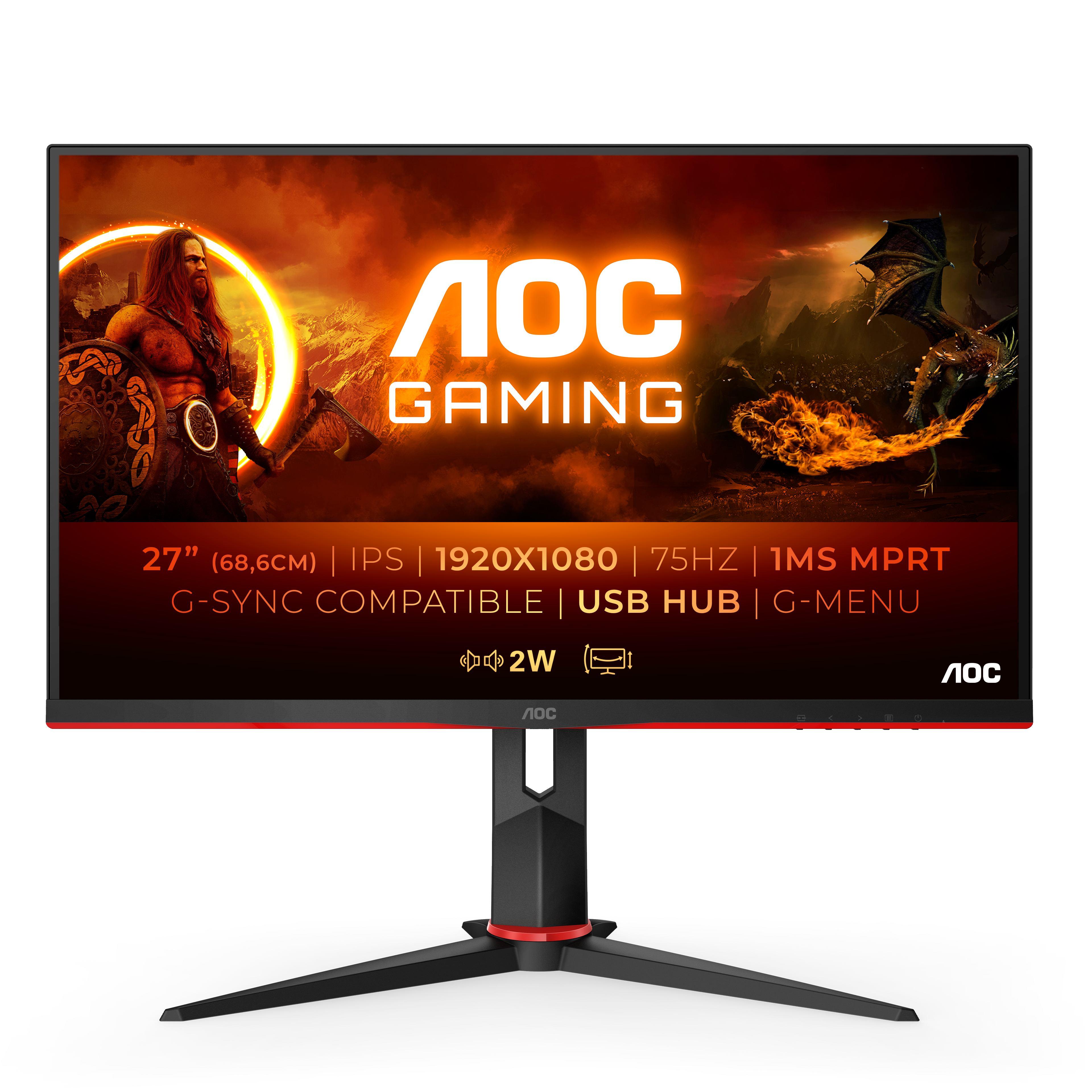 2081568-AOC-27G2U5-BK-monitor-piatto-per-PC-68-6-cm-27-1920-x-1080-Pixel-Full