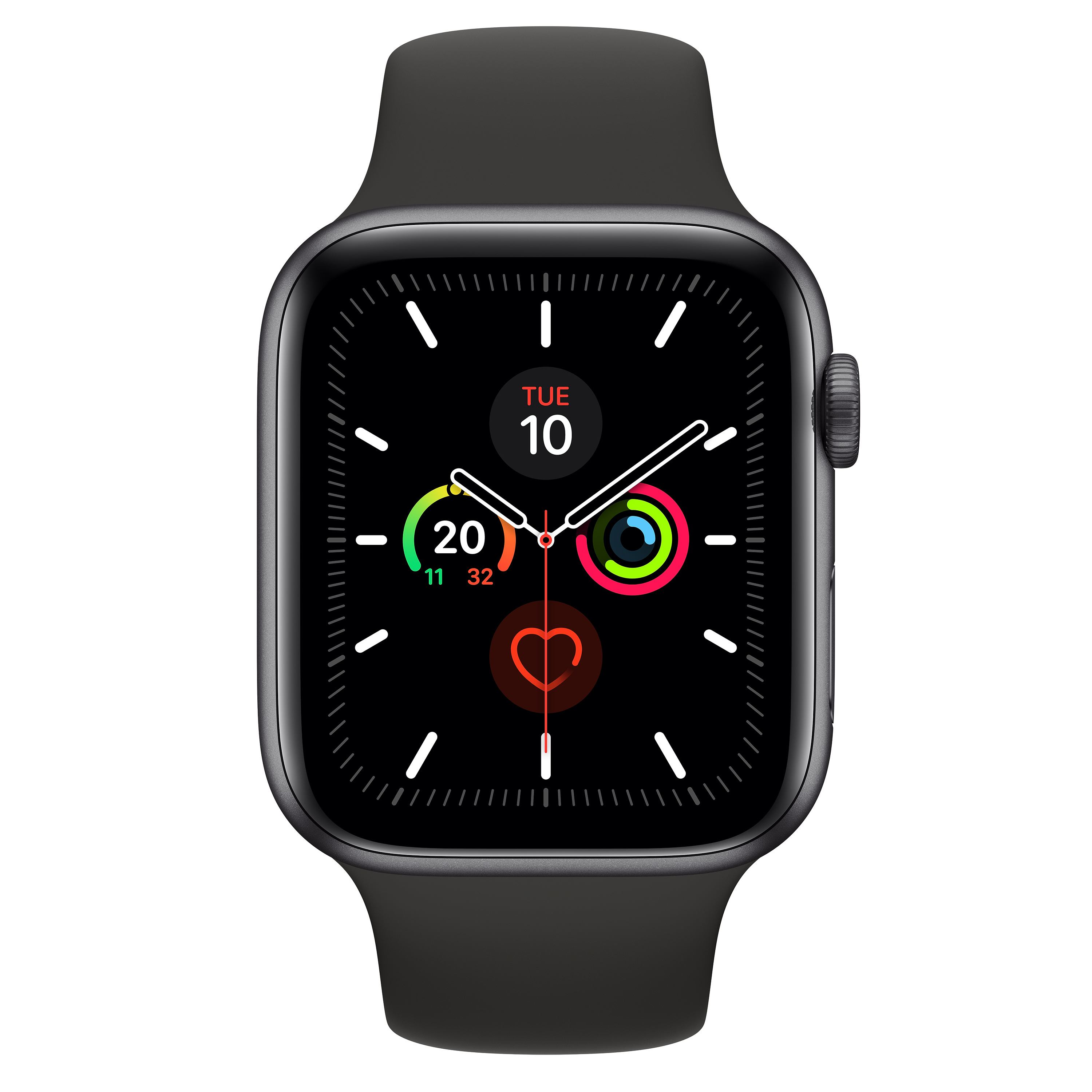 2465436-Apple-Watch-Series-5-smartwatch-Grigio-OLED-Cellulare-GPS-satellitare