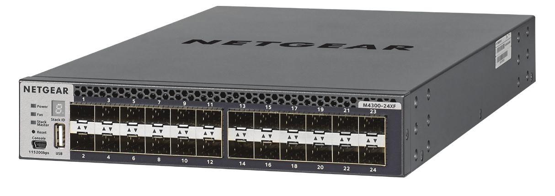 2022274-Netgear-M4300-24XF-Gestito-L3-10G-Ethernet-100-1000-10000-Nero-Grigio