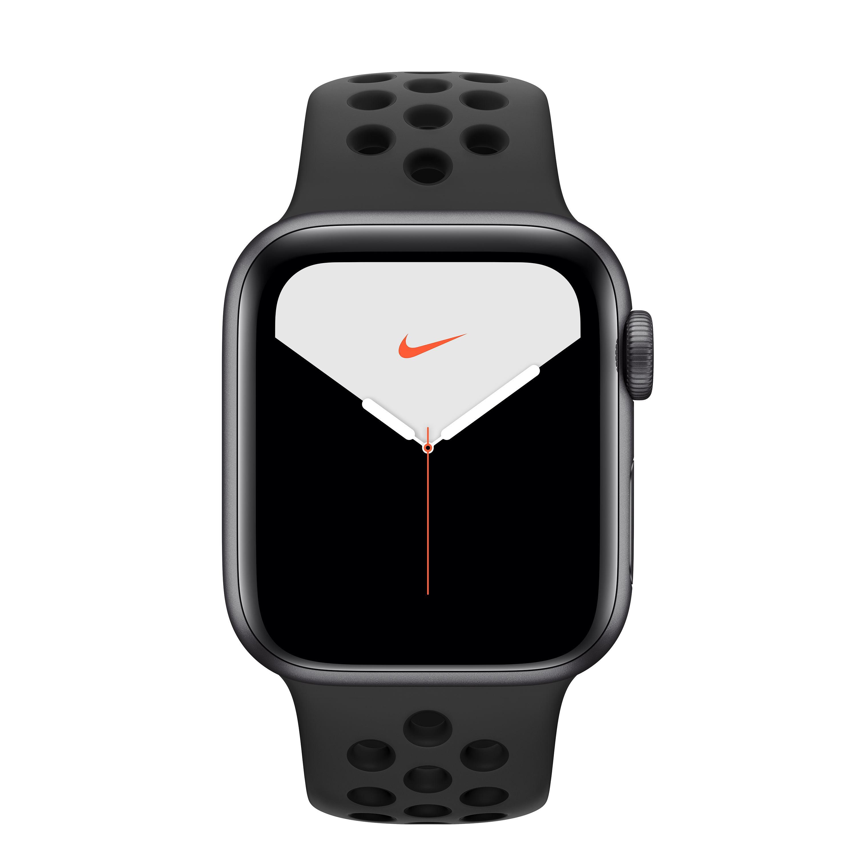 2022274-Apple-Watch-Nike-Series-5-smartwatch-Grigio-OLED-Cellulare-GPS-satellit