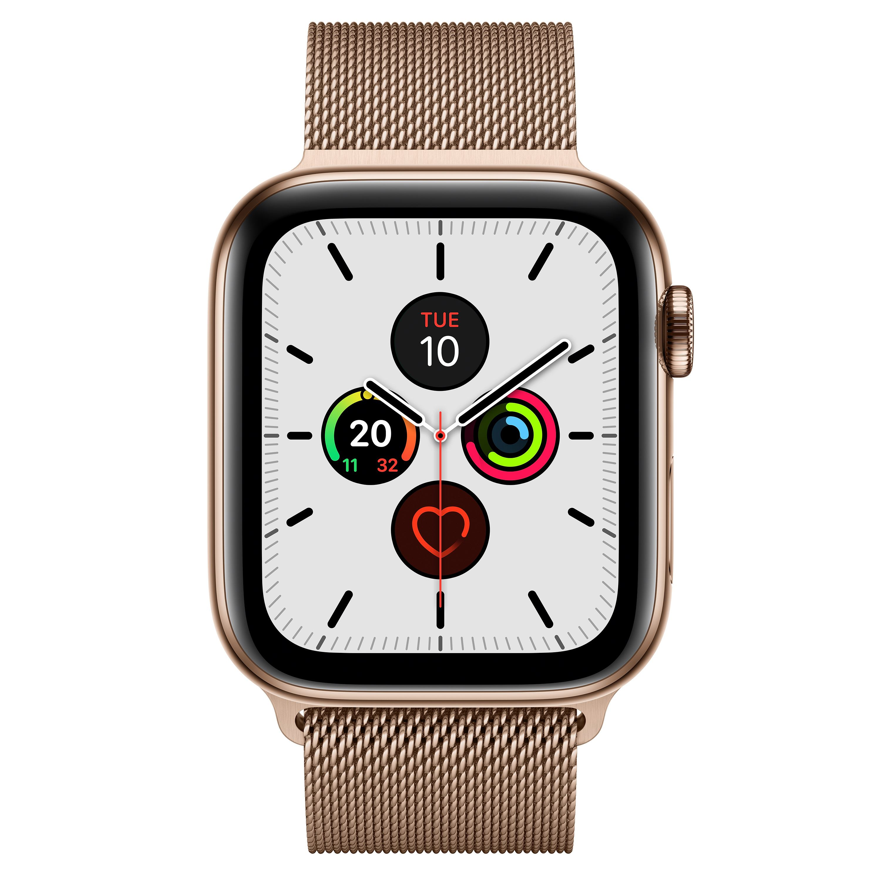 2022274-Apple-Watch-Series-5-smartwatch-Oro-OLED-Cellulare-GPS-satellitare-Ap