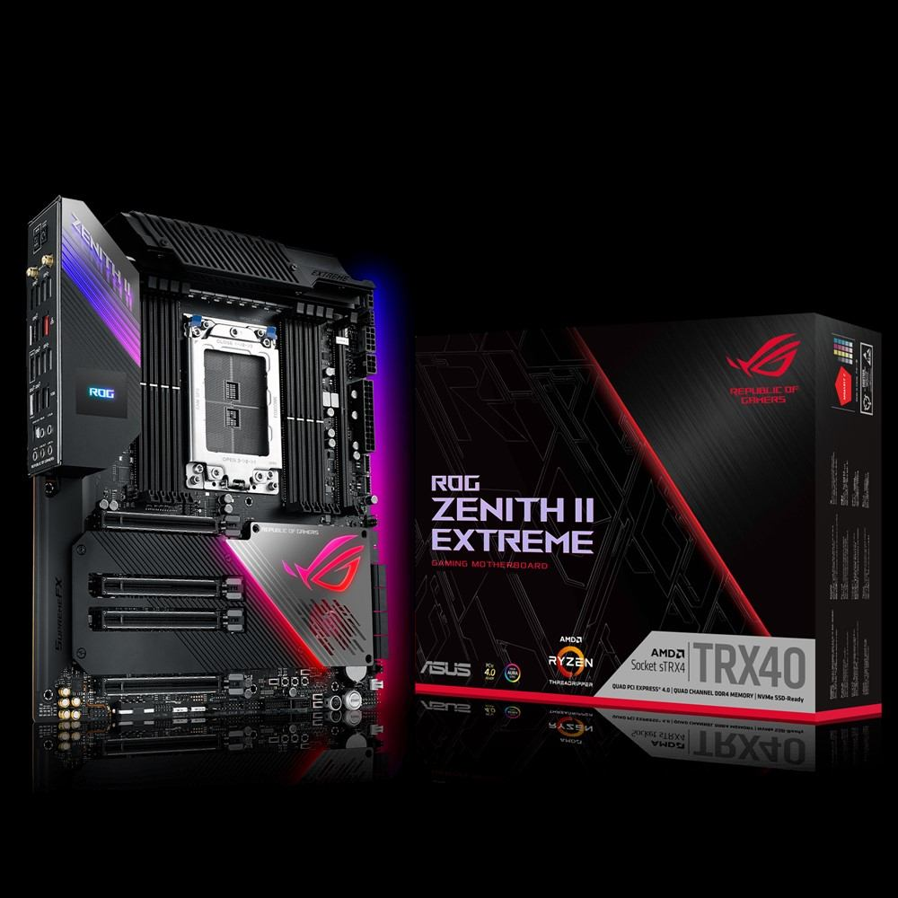 2044240-ASUS-ROG-Zenith-II-Extreme-scheda-madre-sTRX4-ATX-esteso-AMD-TRX40-ROG