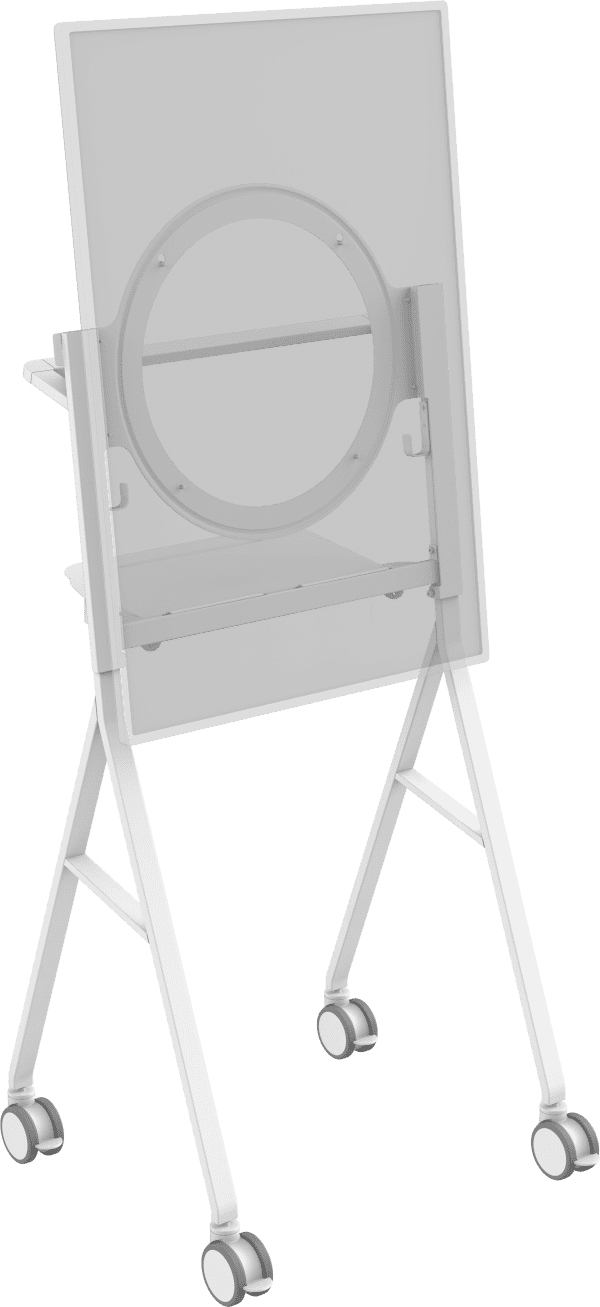 5129021-Vision VFM-F10/HB Supporto per display espositivi 139,7 cm [55] Bianco (