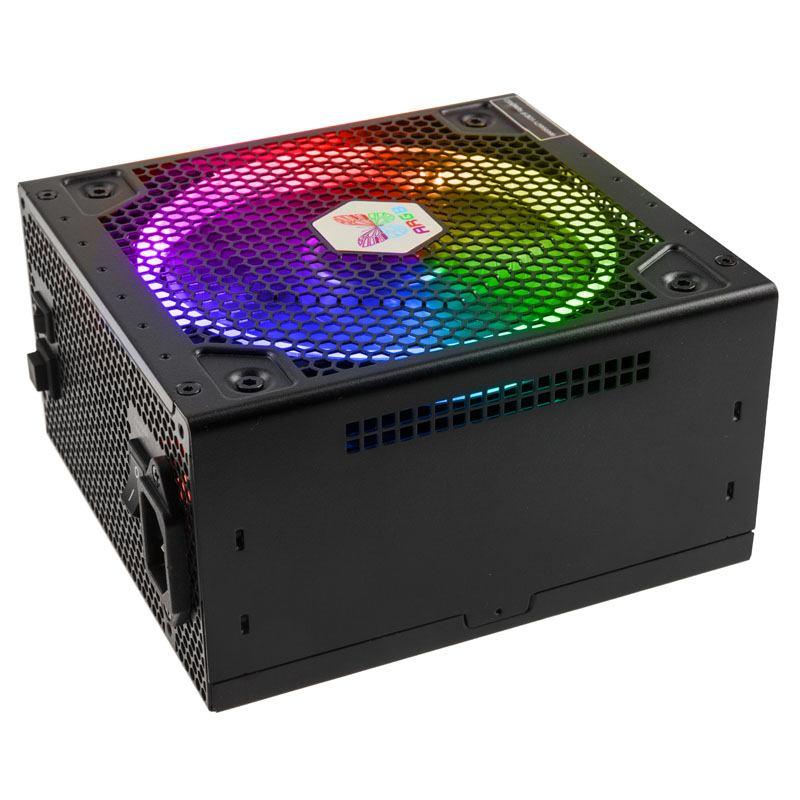 2022026-Super-Flower-Leadex-III-ARGB-850W-80-PLUS-Gold-Modular-Power-Supply-Bl