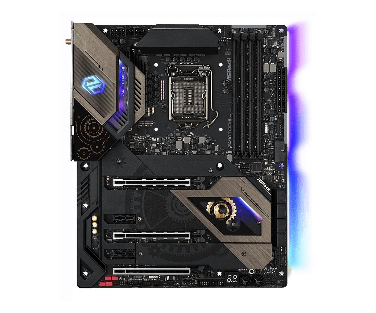 2488807-ASRock-Z490-Taichi-Intel-Socket-1200-10th-Gen-ATX-Triple-M-2-USB-C-RGB-W