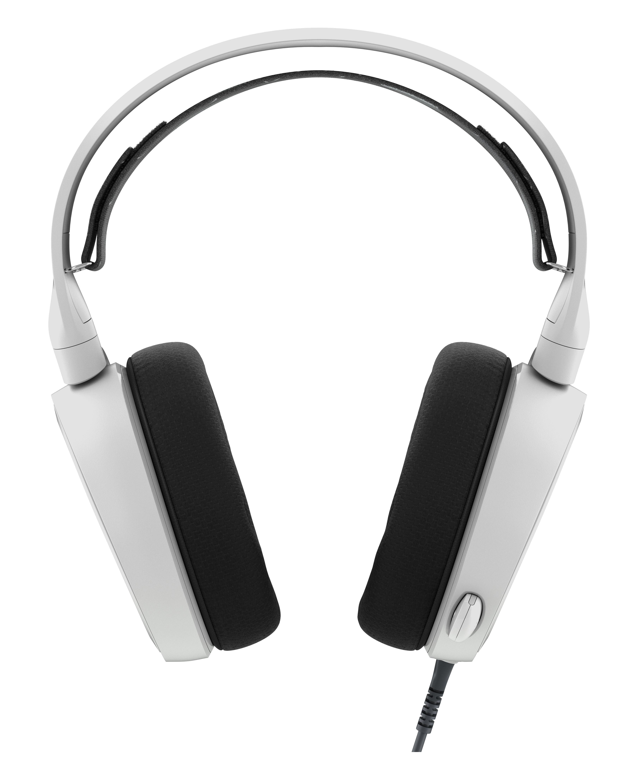 2025893-Steelseries-Arctis-3-Stereofonico-Padiglione-auricolare-Bianco-STEELSE