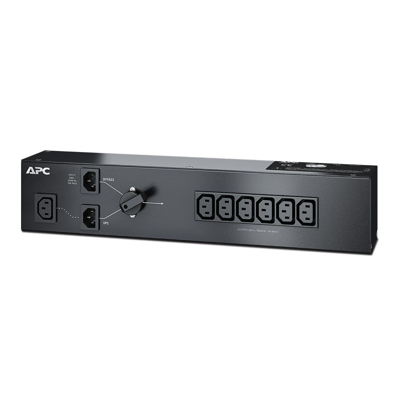 4508361-APC Service Bypass PDU unità di distribuzione dell'energia [PDU] 2 presa