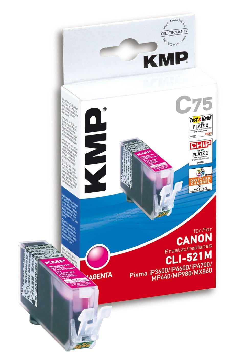 2022026-KMP-C75-cartuccia-d-039-inchiostro-Magenta-1-pezzo-i-KMP-C75-9-ml-Mage