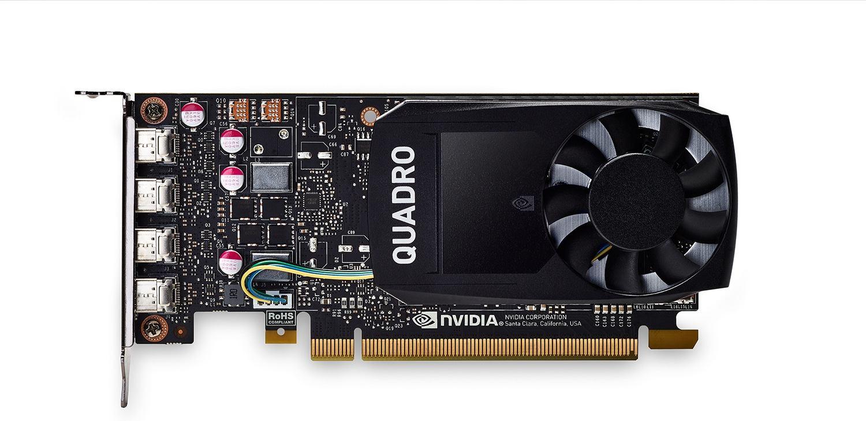 HP SCHEDA GRAFICA NVIDIA QUADRO P1000 DA 4 GB (NVIDIA QUADRO P1000 4GB GDDR5 PCI