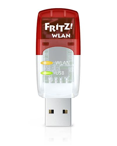 AVM WLAN STICK AC 430 EDITION INTERNATIONAL WLAN 583MBIT/S SCHEDA DI RETE E ADAT