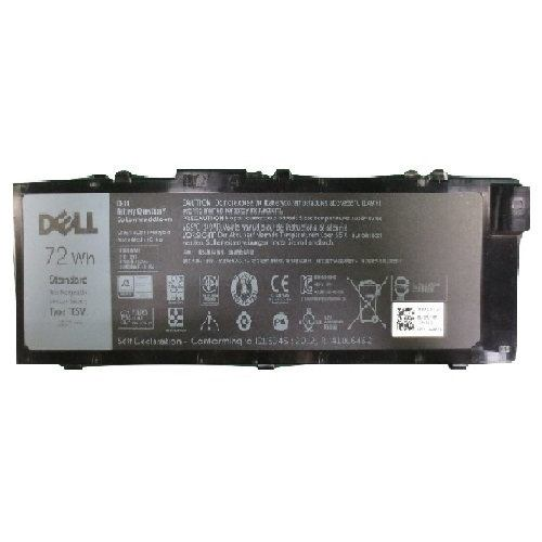 2022274-DELL-451-BBSB-ricambio-per-notebook-Batteria-BATTERY-72WHR-6-CELL-Kit